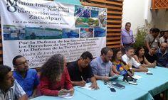 Gobierno de Colima criminaliza la defensa de Zacualpan, comunidad nahua opuesta a la megaminería tóxica