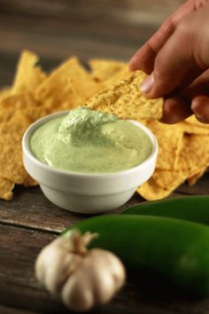 Dips are one of my absolute favorites! And this Jalapeno Dip has the most perfect spicy, tangy combination that will make you want to make it everyday!! YES, it really is that good!