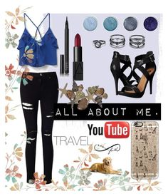 """""""ALL ABOUT ME."""" by may98star ❤ liked on Polyvore featuring art and allaboutme"""