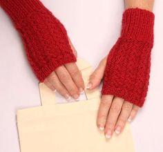 Rachel's Wrist Warmers - Knitting Kit