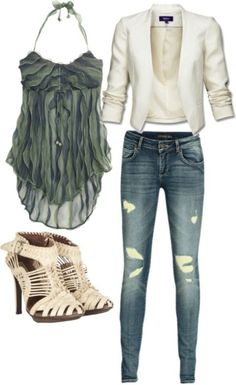 spring-and-summer-outfit-ideas-2017-10-2 88 Lovely Spring & Summer Outfit Ideas 2017