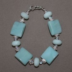 Amazonite Dream by StoneExpressions on Etsy