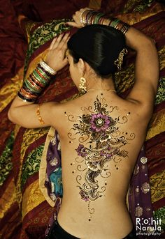 Henna Body Art                                                                                                                                                      More