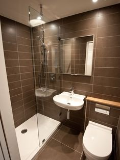 Design ideas for small ensuites small ensuite bathroom for Small ensuite bathroom