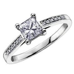 pretty much my engagement ring