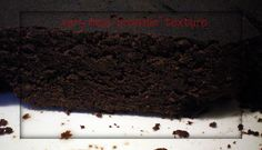 Chocolate Black Bean Torte