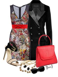 """""""Cesar Arellanes Dresses"""" by dimij on Polyvore"""