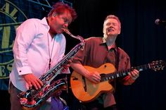 Peter White and Euge Groove | Pollstar