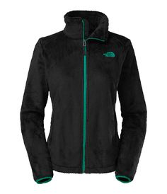 The North Face Osito 2 Jacket for Women in Black