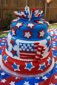 55 Adorable Treats Decorating Ideas for Labor Day (25)