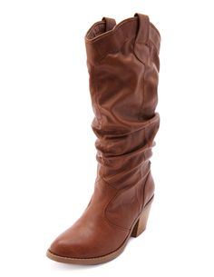 Classic Cowgirl Boot