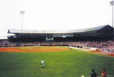 Smokies Baseball Game Sevierville, TN