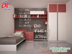 Thiết kế phòng ngủ bé trai hiện đại, cá tính PN-05