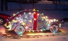 VW de Noël