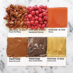 What's for breakfast? #pantonebylucy by lucialitman