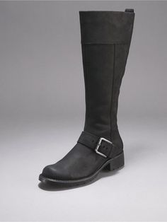 Clarks Orinoco Jazz Knee High Leather Boots