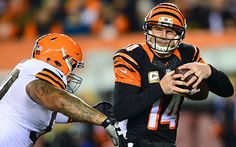 VIDEO:    Browns-Bengals Thursday Night Football preview: Five stats to know -  By Chris Trapasso   - CBSSports.com -  November 4, 2015 4:58 pm ET