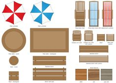 Garden Furniture Top View Psd free photoshop psd chinese furniture blocks 2 | autocad blocks