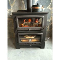 Vermont Bun Baker XL Wood Cook Stove | WoodlandDirect.com: Wood Stoves