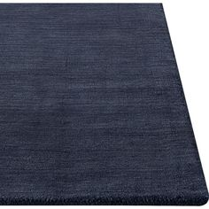 Baxter Indigo Rug in All Rugs | Crate and Barrel