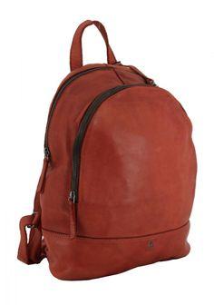 Lava, Rind, Backpacks, Red Leather, Backpack, Pallet, Backpacker, Backpacking