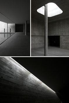Fumihiko Maki .Kaze-no-Oka Crematorium. Nakatsu, Japan