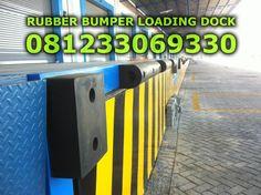 loading dock bumper, karet bumper loading dock, karet bumper loading dock