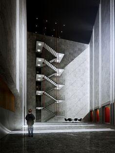 s-h-e-e-r:  National Bank of Denmark - Arne Jacobsen Teófilo Raposo (don't remove the credit)