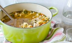 Chicken Soup from America's Test Kitchen