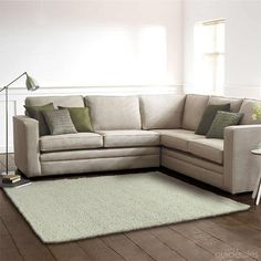 Lush Cream Shaggy Rugs by ZoesRugsCollection1 - $299.00