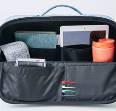 When you are agile working outside the office, the Hotbox 3 enhances your work style by ensuring you have everything you need to hand. Desk Storage, Go Outside, The Office, Work Fashion, Storage Solutions, Office Furniture, Laptop Sleeves, Satchel, Pouch