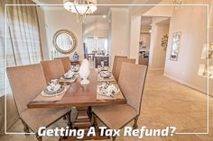 Have you received your tax refund yet? Make the most out of your tax refund by using it as a down payment for a great home in a vibrant community. Call our office today for more information or to schedule a home tour! http://westwindhomes.com/ #westwindhomes #vibrantcommunities #builtforyourlife #taxrefund #Aragon