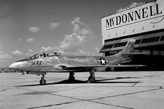 McDonnell XF-88 Voodoo - Wikiwand
