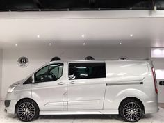 Find This Pin And More On Ford Transit Custom Bodykit By Xclusive Customz