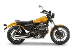 Buy the Moto Guzzi V9 Roamer for . The V9 is the new incarnation of the purest spirit of Moto Guzzi. A spirit that brooks no compromise. A spirit that, with every choice, proudly states: I am what I am. The V9 is just that: authentic in every design detail; authentic in its use of strong and high-quality materials such as steel and aluminum, and in the choice of prestigious components; authentic in the agility with which it reacts to your riding; and authentic in the exciting torque of the…