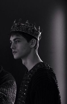 Kieran looked at him. He had what Mark thought of as his court face on, blank and superior as befitted a prince.