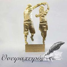 Δώρο για σχολή παραδοσιακών χορών με αφιέρωση Statue, Art, Art Background, Kunst, Performing Arts, Sculptures, Sculpture, Art Education Resources, Artworks
