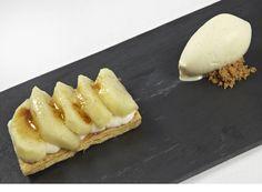 Tarta de manzana del restaurante Askua
