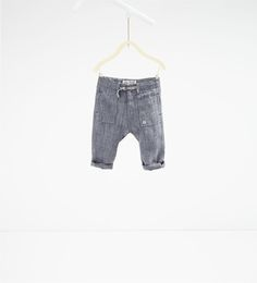 Harem trousers-TROUSERS-BABY BOY   3 months-3 years-KIDS   ZARA United States