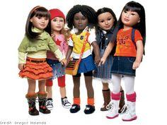 Karito kids dolls!