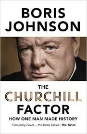 The Churchill-Factor Boris Johnson.  I tend to real science fiction or straight history, either let me escape this life, or learn something about it that might make it better.  If you like history it is worth getting a better understanding of one of the 20th centuries most important leaders, and what made him the right man for such an important moment in time. -Z