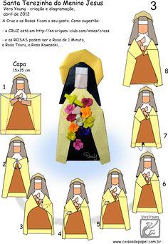 Diagrama Santa Terezinha do Menino Jesus - Vera Young pg 3