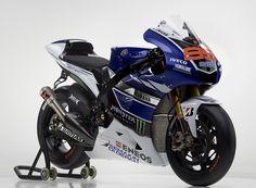 Yamaha YZR-M1 (2013)