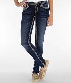 """""""Rock Revival Janelle Skinny Stretch Jean"""" www.buckle.com"""