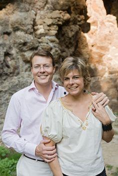 Foto van Prins Constantijn en Prinses Laurentien, 2009 © RVD/Fotogeniek, foto: Jeroen van der Meyde