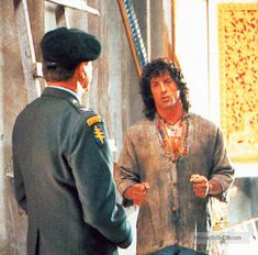 A gallery of Rambo III publicity stills and other photos. Featuring Sylvester Stallone, Richard Crenna, David Morrell, Peter Macdonald and others. Rambo 4, John Rambo, Kurtwood Smith, Rocky Balboa, Al Pacino, The Expendables, Jason Statham, Jackie Chan, Sylvester Stallone
