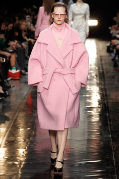 Carven- coats are definitely making it big this fall season