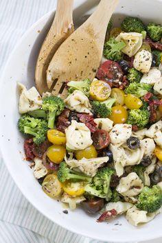 Tortellini Pasta Salad