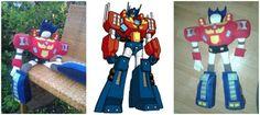 Transformers doll