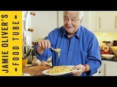 Real Spaghetti Carbonara (authentic Italian carbonara) - Antonio Carluccio : Jamie Oliver - YouTube 27 Mar 2014